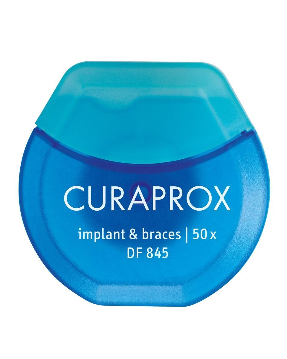 DF 845 implant & braces